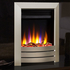 Celsi Ultiflame VR Camber 1.5kw Electric Fire - Satin Champagne