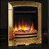 Celsi Ultiflame VR Decadence 1.5kw Electric Fire - Gold