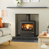 Yeoman CL8 5.6kw LPG Gas Stove With Top Exit - Balanced Flue