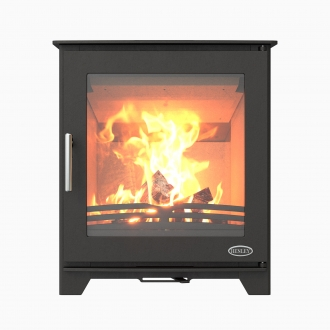 Henley Dalewood Landscape 5kw Defra Approved Wood Burning Stove
