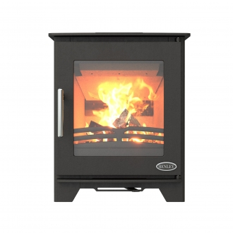 Henley Dalewood Compact 5kw Defra Approved Wood Burning Stove